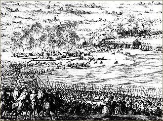 Polish–Swedish wars - Battle of Warsaw in 1656