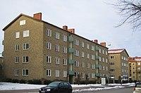Lamelhuse i Malmö
