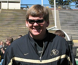 2006 Colorado Buffaloes football team - Dan Hawkins