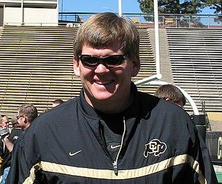 Dan Hawkins American football coach