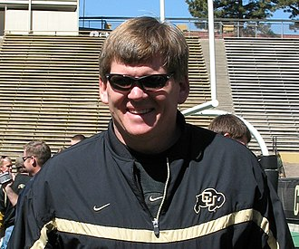 2007 Colorado Buffaloes football team - Dan Hawkins
