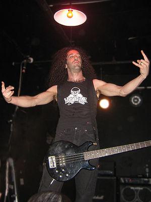 Dan Lilker - Dan Lilker in 2005