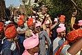 Dancing Barajatri With Bridegroom - Odia Hindu Wedding Ceremony - Kamakhyanagar - Dhenkanal 2018-01-24 7874.JPG