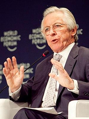 Daniel Brennan, Baron Brennan - Lord Brennan speaking at the World Economic Forum on Latin America 2009.