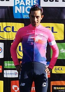 Daniel Martínez (cyclist) Colombian road racing cyclist