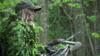 Danish bow hunteress on the hunt 01.png