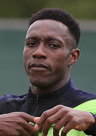 Danny Welbeck - Welbeck training with England at the 2018 FIFA World Cup