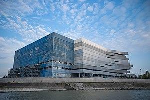Danube Arena - Image: Danube Arena in 2017 FINA Budapest