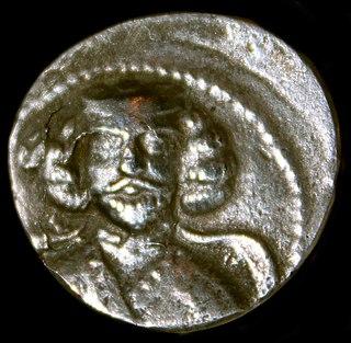 Darius I of Media Atropatene