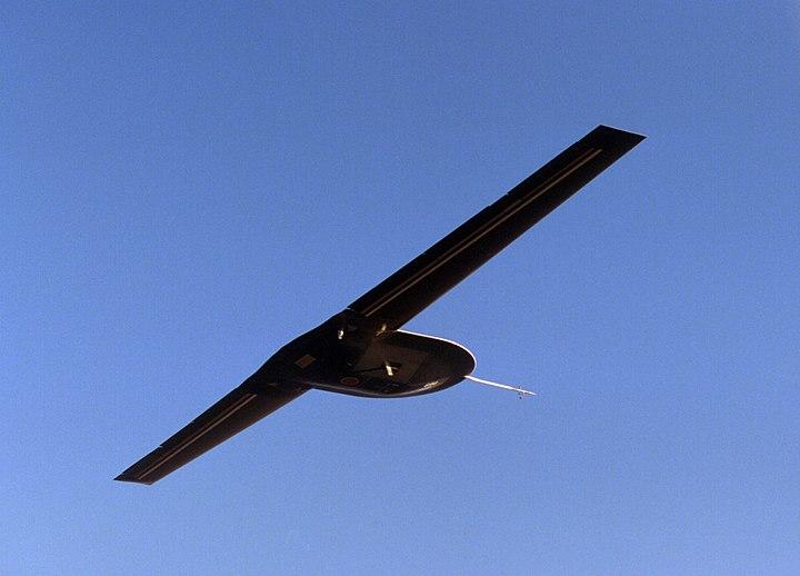 고고도 무인 비행기 RQ-3