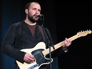David Bazan - Image: David bazan 2008 02 09