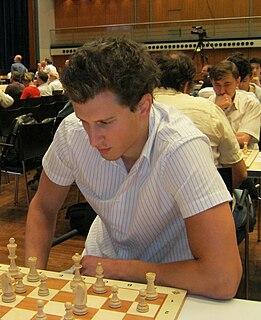 Dávid Bérczes Hungarian chess player