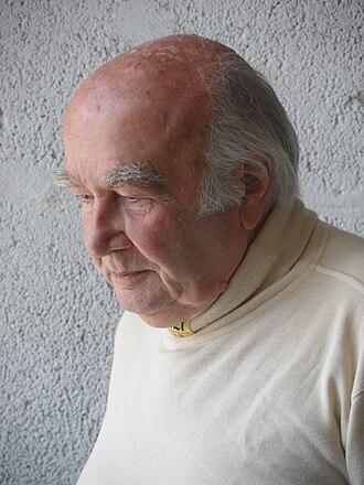 David Piper - David Piper in 2011