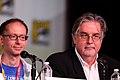 David X. Cohen & Matt Groening (7600933122).jpg