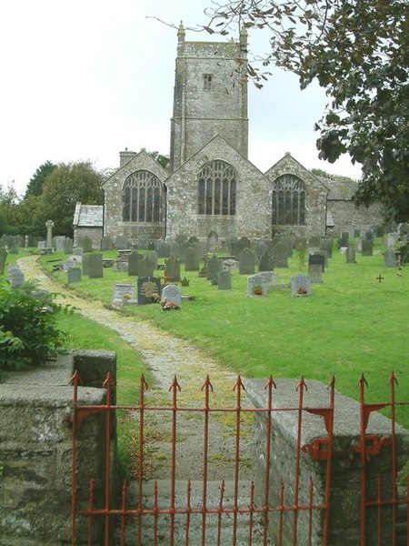 Davidstow Church