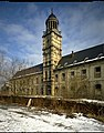 De St.Bernardusabdij, exterieur , W. vleugel met toren - algemeen zicht (L.45°) - 357917 - onroerenderfgoed.jpg