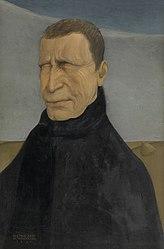 Gustave Van de Woestijne: The blind man