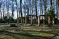 De pergola en minigolf in het park van het 's Gravenhuis te Dilbeek - 371329 - onroerenderfgoed.jpg