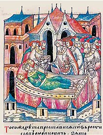 Death of Rostislav Rurikovich (II of Kiev).jpg