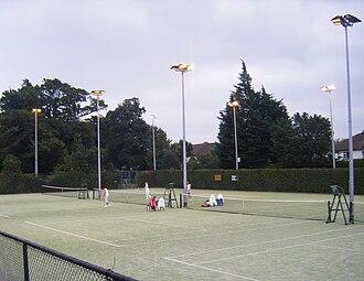 Mount Merrion - Deerpark Tennis Club