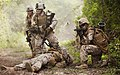 Defense.gov News Photo 110426-M-MM918-057 - Marines with India Company 3rd Battalion 3rd Marine Regiment respond to a simulated improvised explosive device detonation during counter-IED.jpg