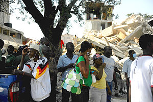 Structural violence in Haiti - Wikipedia