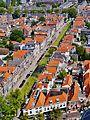 Delft Blick von der Nieuwe Kerk auf die Grachten 1.jpg