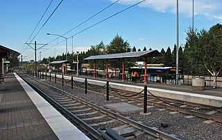Delta Park/Vanport station
