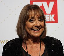 Denise Drysdale arrives at the 58th Annual Logie Awards at Crown Palladium (26655507210).jpg