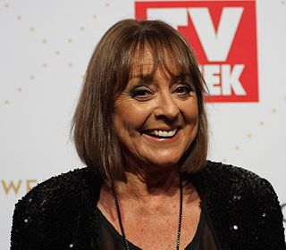 Denise Drysdale Australian television personality, actress, comedian