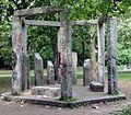 Denkmal Einsteinpark (Prenz) Einstein-Pavillion&Yvonne Kohlert&1998.jpg