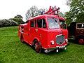 Dennis Fire Truck, Baronscourt (geograph 4512054).jpg