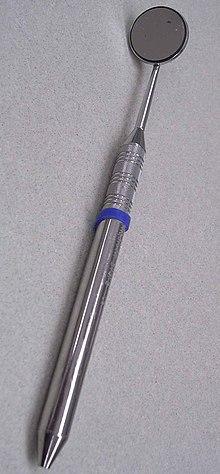 أدوات وأجهزة طب الأسنان ويكيبيديا