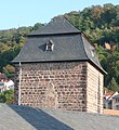 Der Hexenturm ist das einzige Überbleibsel der mittelalterlichen Stadtbefestigung. - panoramio.jpg