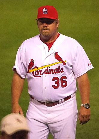 Derek Lilliquist - Lilliquist with St. Louis Cardinals