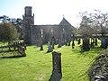 Derelict church at Ettrick Bay Bute - geograph.org.uk - 1529906.jpg