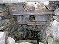 Detail of old corn kiln - geograph.org.uk - 1193670.jpg
