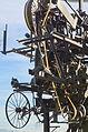 Detailansicht von Tinguely's renoviertierter 'Heureka' am Zürichhorn 2012-10-18 16-20-13.JPG