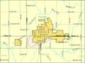 Detailed map of Marysville, Kansas.png