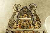 Fil:Detalle da ábsida da igrexa de Hemse.jpg