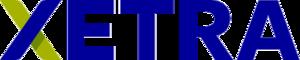 Xetra (trading system) - Xetra Logo