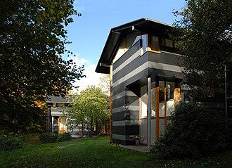 Tegnestuen Vandkunsten - Image: Dianas Have housing Hørsholm 2008