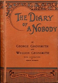 The Diary of a Nobody cover