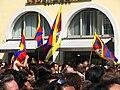 Die Schweiz für Tibet - Tibet für die Welt - GSTF Solidaritätskundgebung am 10 April 2010 in Zürich IMG 5682.JPG