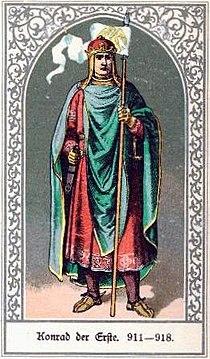 Die deutschen Kaiser Konrad I.jpg