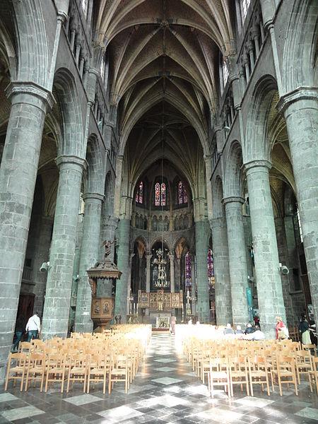 Collégiale Notre-Dame de Dinant.
