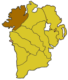 The Diocese of Raphoe within the Ecclesiastical Province of Armagh