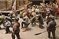 Diorama Zheng Chenggong (Koxinga) Recovering Taiwan from Dutch (33550124791).jpg