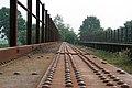 Disused railway bridge, Coronation Channel - geograph.org.uk - 841274.jpg