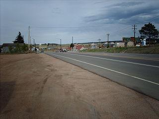 Divide, Colorado Census Designated Place in Colorado, United States